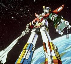 "032 Voltron Lion Japan Anime 14/""x18/"" Poster"