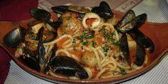 Ancora il sapore del mare con HiPuglia. La ricetta del giorno: Troccoli allo scoglio. http://www.hipuglia.com/2013/07/troccoli-allo-scoglio.html #Puglia #Cucina #Ricette