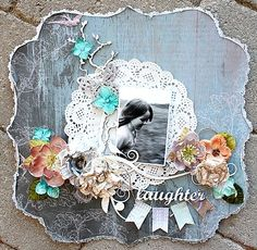 Laughter **Donna Salazar** - Scrapbook.com