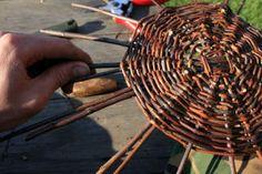 basket weaving tutorial