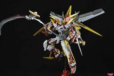 "Custom Build: MG 1/100 Gundam Astray Blue Frame D ""Kai"" - Gundam Kits Collection News and Reviews"