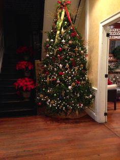 Upstairs at Midtown 2013 Holiday Decor