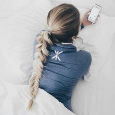 Cute bride hairstyle