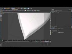▶ Sub-D Modeling in C4D - Lesson 9 - Weighting - YouTube
