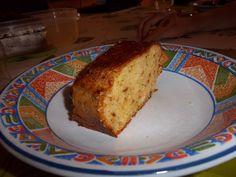 Recette Cake extra moelleux au jambon et oignons frits par babou123 - recette de la catégorie Tartes et tourtes salées, pizzas