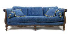 A Continental Art Nouveau Sofa