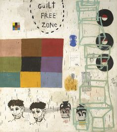 Squeak Carnwath, 'The Whole Truth,' 2006, Jane Lombard Gallery