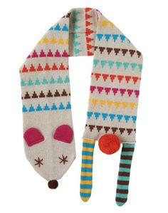 BOBO scarf, so sweet I want one!