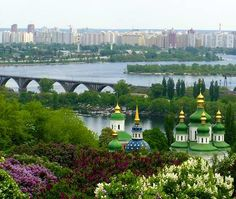 Kiev, Ukraine - my best friend just moved to Ukraine for at least the next 5 years. Makes for a good excuse to travel!