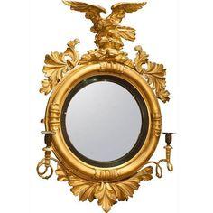 Regency Eagle Convex Mirror - Google Search