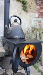 Frontier stove or the Ozpig?