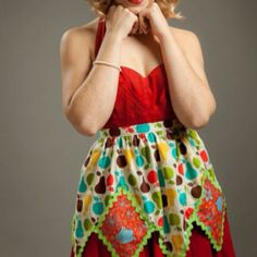Check out our new vintage aprons. EvintageD.com