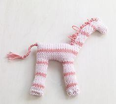 Silly Striped Giraffe - FREE