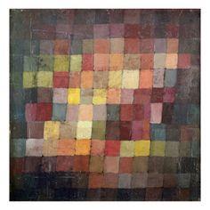 Ancient Harmony, Paul Klee 1925 Gicléedruk