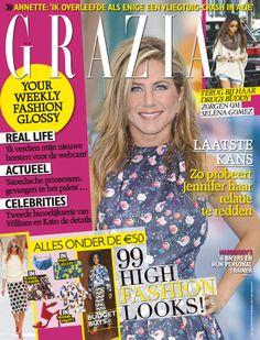 Afbeeldingsresultaat voor grazia magazine nederland cover