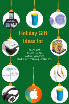 Buying a holiday gift for any teen can be a challenge, but might be even harder if they have autism. Read our list of suggestions from some autism moms. Plus, I am sure there is plenty of appeal for all kids.