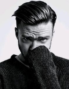 Justin Timberlake.  He is genius.  He is amazing!