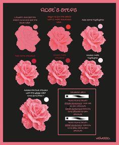 Rose'steps by Velvetta