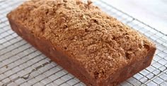Apple Cinnamon Bread--subbed rice flour for all purpose, ginger and nutmeg instead of allspice and cloves, and c coconut sugar with Truvia for granulated sugar. Apple Cinnamon Bread, Apple Bread, Cinnamon Apples, Ground Cinnamon, Hummingbird Cake Recipes, Recipe Roost, Chex Mix, Fall Recipes, Yummy Food