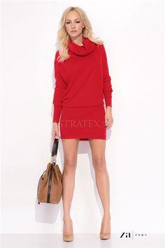 Rochie tricot Babette Dresses For Work, Fashion, Tricot, Moda, Fashion Styles, Fashion Illustrations