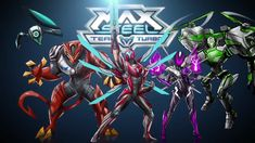 max steel equipe turbo - Pesquisa Google