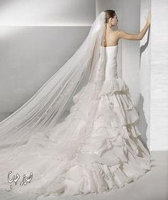فساتين زفاف 2015 احدث اصدارات فساتين زفاف فيس بوك 2016 Wedding dresses