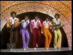 MICHAEL JACKSON & The JACKSONS - Dancing Machine - Variety shows (ep. 1) - 1976 - YouTube