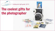 The coolest gifts for photographers. Or wannabe photographers (like us!)