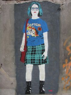 Ghost World by Ink Incomplete @ Belgrade, Serbia
