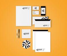 Nomad Games | #stationary #corporate #design #corporatedesign #logo #identity #branding #marketing <<< found on www.grafiker.de pinned by an #advertising agency from #Hamburg / #Germany - www.BlickeDeeler.de | Follow us on www.facebook.com/BlickeDeeler