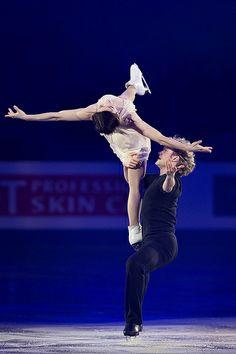 Meryl Davis & Charlie White, USA