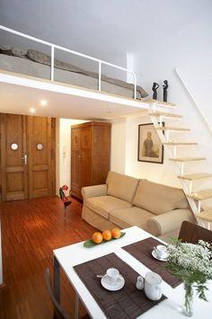 small loft apartment tumblr | Loft Apartment #Loft