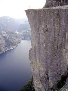 Прейкестолен (Норвегия)