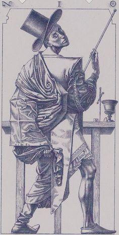 The Magician - Tarot of the III Millennium