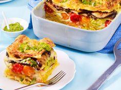 Unser beliebtes Rezept für Vegetarische Sommer-Lasagne und mehr als 55.000 weitere kostenlose Rezepte auf LECKER.de.