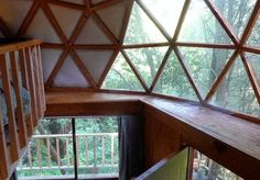 Coolest Cabins: Adorable geometric roof cabin