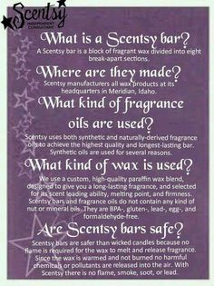 Some information about Scentsy