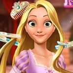 Princess New Hairstyle