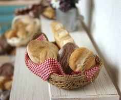 Miniature food - Bread | Flickr - Photo Sharing!