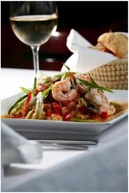 Stella's Southern Bistro Shrimp and Grits #euphoria #greenville