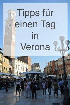 Reisebericht: Ein Tag in Verona – Reisetipp von – Best Europe Destinations Solo Travel, Travel Tips, Travel Ideas, Travel Inspiration, Travel Report, Reisen In Europa, Destination Voyage, Europe Destinations, Cheap Travel