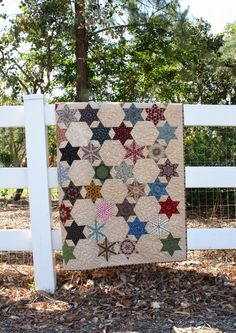 Temecula Quilt Company: Fussy Friday #31  Seven Sister Completed
