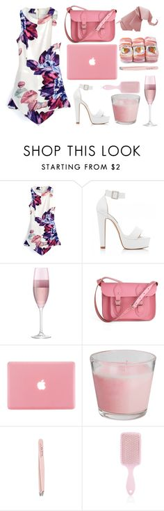 """""""Untitled #202"""" by fiorellaap ❤ liked on Polyvore featuring Forever New, LSA International, The Cambridge Satchel Company, Anastasia, Forever 21, women's clothing, women's fashion, women, female and woman"""