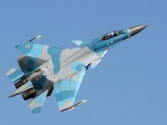 Sukhoi Su 30 Flanker
