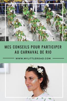 Assister au carnaval de Rio : expérience et conseils - My Little Road Week End En Europe, Rues, Crown, Blog, Rio De Janeiro, Tips, Mexico, World, Travel