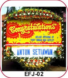 Toko Bunga Papan Jakarta Ucapan Congratulation on Grand Opening - Call/Whatsapp Online Flower Shop, Grand Opening, Jakarta, Congratulations, Christmas Ornaments, Holiday Decor, Flowers, Showroom, Dan