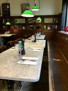 Restaurant L'Ogenblik - La salle à l'étage