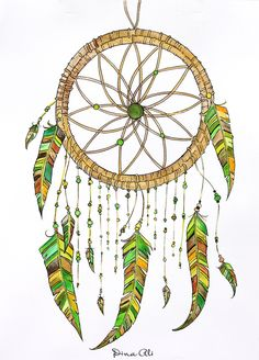 dream catcher small Dream Catcher Art, Various Artists, Bedroom Designs, Dreams, Wallpaper, Illustration, Pictures, Drawings, Photos