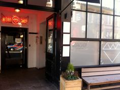 Integrated comms agency Embrace's Clerkenwell favourite: Workshop Coffee for a flat white