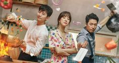 Wok of Love Kdrama First Impression